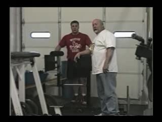 Dead lift-Становая тяга
