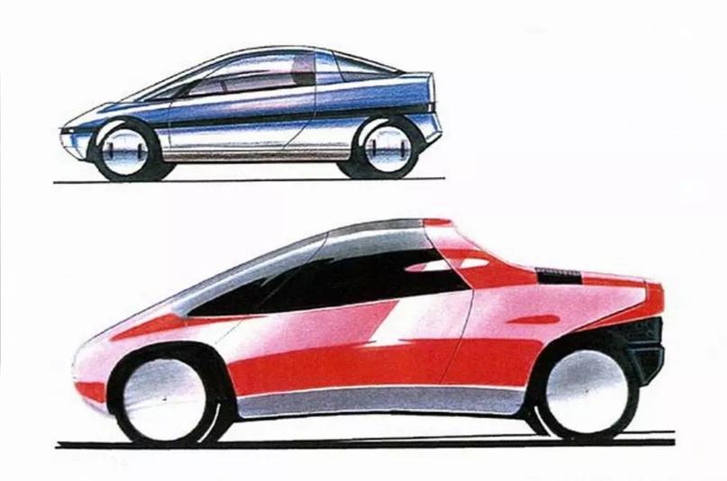 700 килограммов ярости редкого спорткара Autozam AZ-1, который и Suzuki, и Mazda., изображение №6