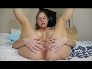 Ashley Alban - Jerk To Ashs Asshole (1080p) Amateur, Busty Teen, Solo, Masturbation, Anal, Fingering, Ass Spreading, Close-Up