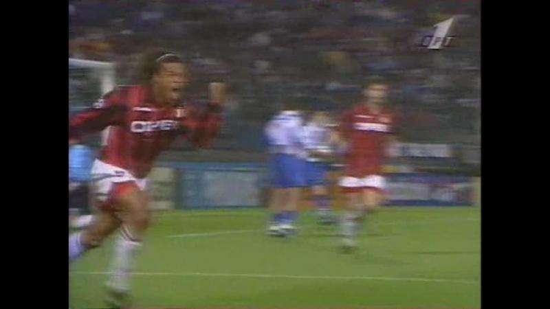 62 CL-1996/1997 FC Porto - AC Milan 1:1 (20.11.1996) HL