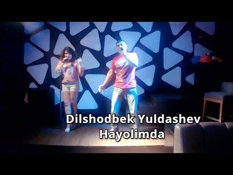 Dilshod Yuldashev Hayolimda Дилшод Юлдашев Хаёлимда