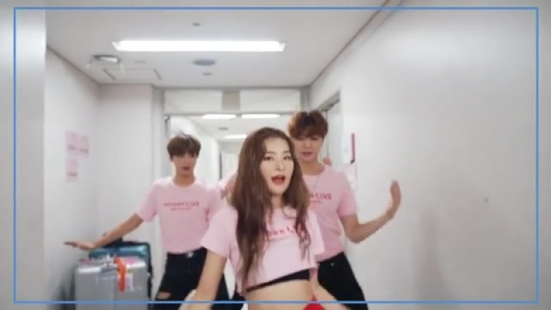 NCT [Red Velvet Power Up Dance Catch Up] Ba-banana-ba-ba-banana-ba-banana-ba-ba-banana-nana