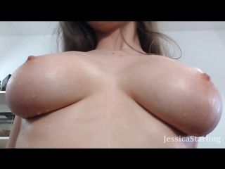 MаnуVids Jеssiса Stаrling - Ice Queen Sensual Tit Worship (1080p) Amateur, Busty Teen, Solo, Worship, Big Tits
