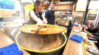 Japanese Street Food Tour in Tokyo, Japan - AMAZING Street Food + BEST BBQ Wagyu Beef Steak in Tokyo