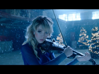 Премьера! Lindsey Stirling - Carol of the Bells ()