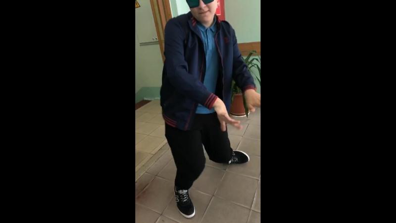 даун танцует хипхап 3д5.0