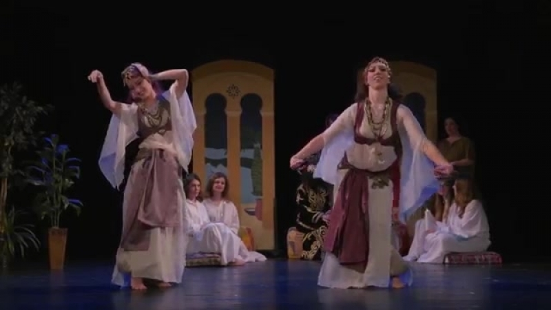 Orientalis- Zeffa Procession Awalim Baladi (Act 1, Dance 1) 23473