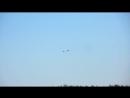 Свободнолетающие авиамодели. Полёты в Порошино.