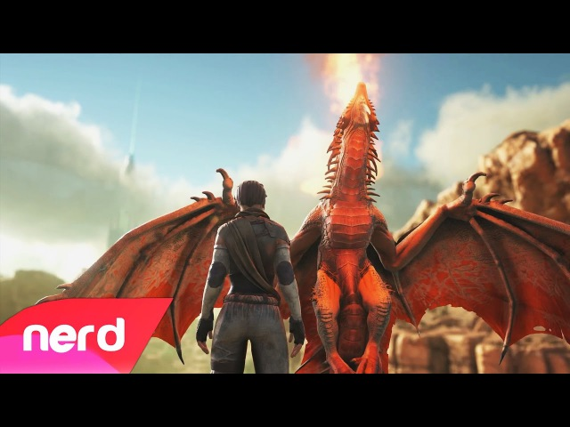 ARK Scorched Earth Song Set Fire To The Sky by NerdOut