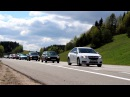 Пробег в честь 9 мая Full Speed Club Minsk