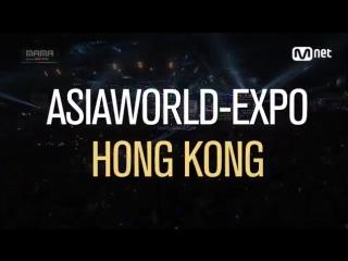 [#2016MAMA] 2016 MAMA Will Be Back. SAVE THE DATE. December 2, 2016 (Friday)  AsiaWorld-Expo, Hong Kong. #Mnet #MAMA #MnetAsian