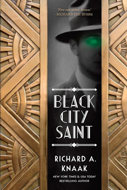 Richard A Knaak - Black City Saint