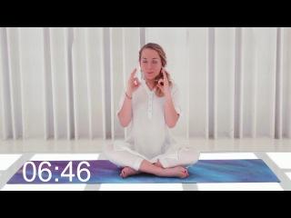 Вечерняя медитация: Внутренняя сила