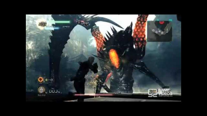 Lost Planet 2 Albert Wesker Huge Akrid Co Op Gameplay