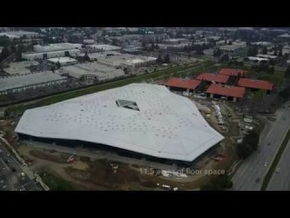Newest Nvidia Endeavor campus - March 2017 (4k)
