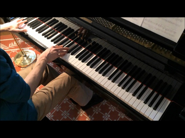 Khazad-dûm | The Fellowship of the Ring (Piano)