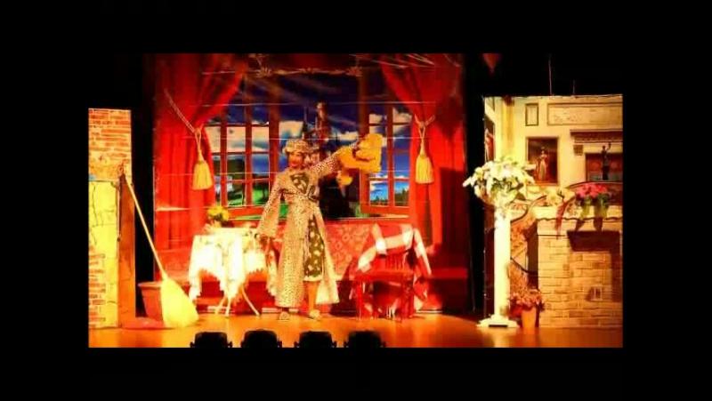 2 апреля в 12 и 16 ч ждем всех любителей добрых старых сказок на мюзикл комедию Золушка.