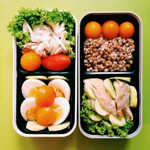 Правильное питание для похудения вкусно