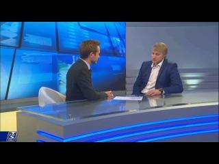 🎬 Андрей Карпухов на телеканале Хабар 24