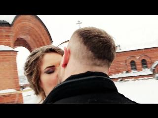 Зимняя история.Владимир и Елена.