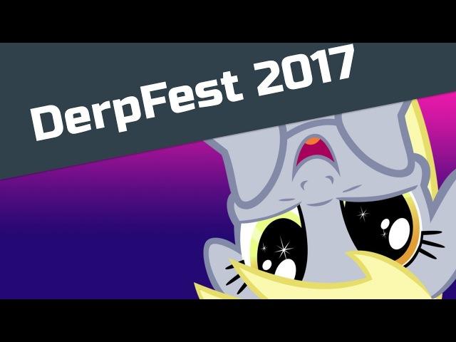 Видеоотчёт Derpfest 2017