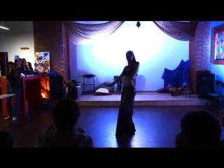 Svetlana Bulash performs at Ethno Tribal Party 2914