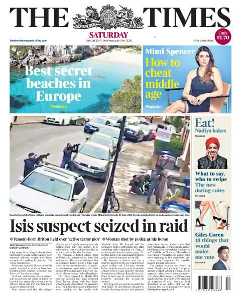 The Times 29 April 2017 FreeMags