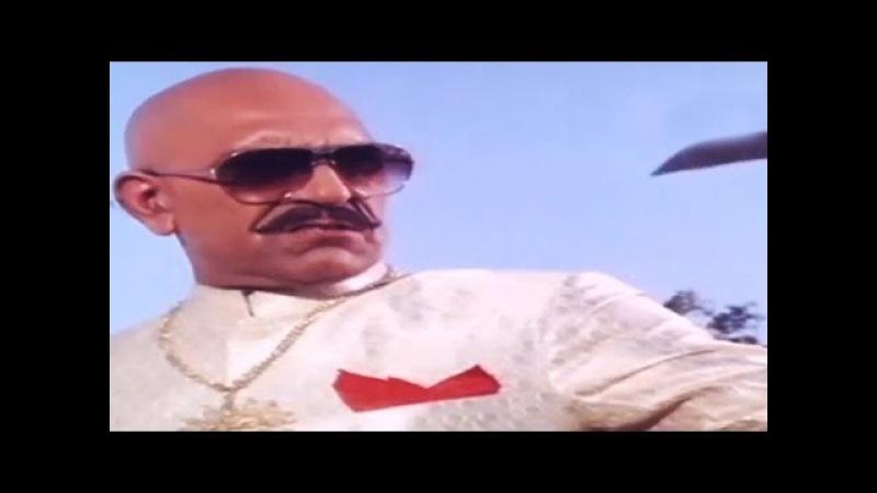 Climax Scene   Gangaa Jamunaa Saraswathi   Hindi Film