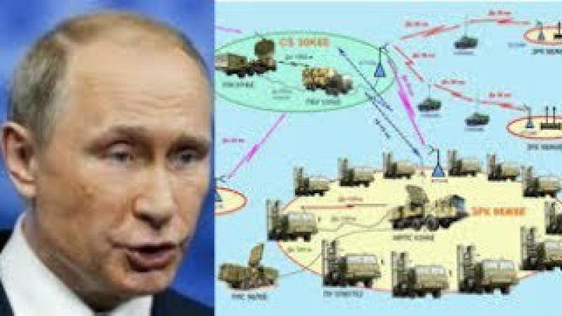 PUTIN PRIPREMIO PRAVI PAKAO ZA NAPAD IZ VAZDUHA Pogledajte kako gruva novi ruski PVO