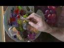 Виноград маслом мастер-класс ч.5 - Уроки живописи для начинающих - Юрий Клапоух