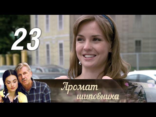 Аромат шиповника. 23 серия (2014) Мелодрама @ Русские сериалы