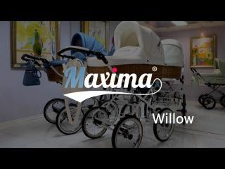 Детская коляска 2 в 1 Maxima Willow (Максима Уиллоу)
