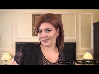 Xenia wood xenia sheer top video [hd 1080, нина потрапелюк, big tits, ass, plu
