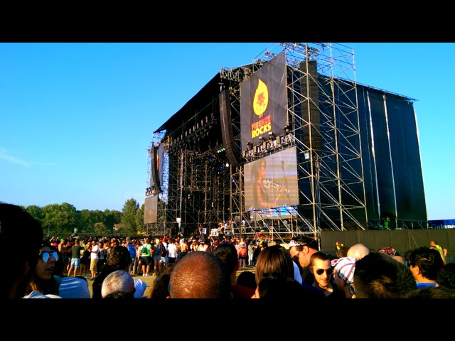 Placebo live al Firenze Rocks Ippodromo Del Visarno Firenze Too Many Friends
