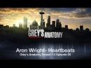 Aron Wright Heartbeats Greys Anatomy S14E05