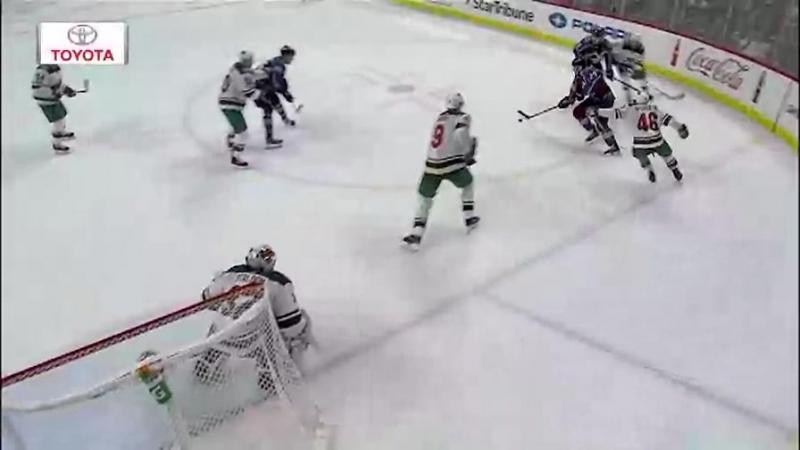 Миннесота Уайлд 3 2 Б Колорадо Эвеланш Обзор матча Хоккей НХЛ 25 ноября