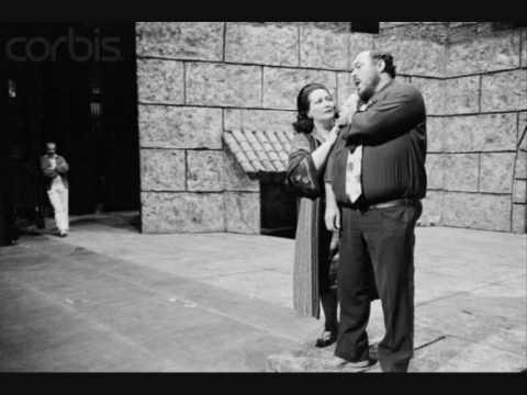 Caballé Pavarotti Milnes Giaiotti Padre ricevi l´estremo addio