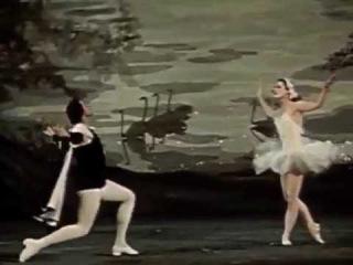 Maya Plisetskaya in Swan Lake (1957)