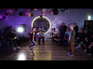 HIP HOP KIDS 1/2: ШТОРМ vs ПРОКОПЦОВ(win)