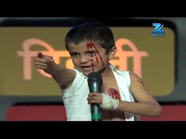 Sachin Performs on Kurbaan Hua DID L'il Masters Season 3