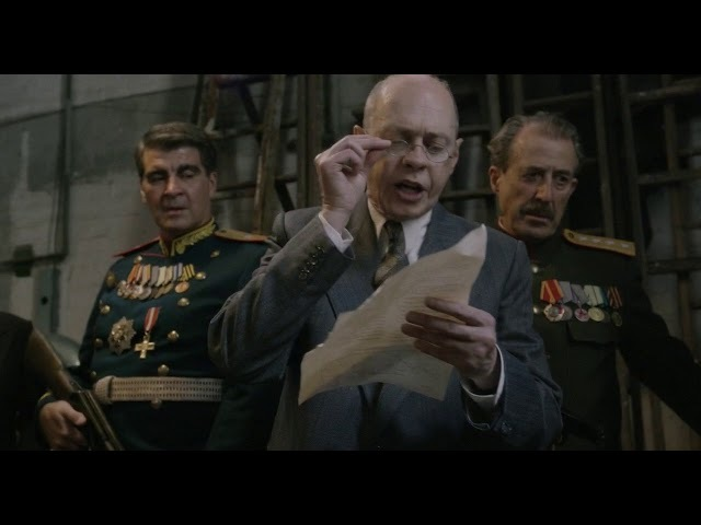 The Death of Stalin Beria Trial and Execution