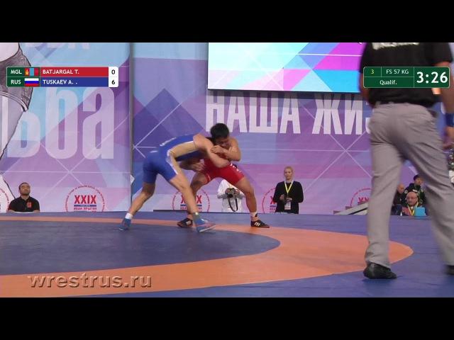 FS 57kg Qual Batjargal Tuskaev