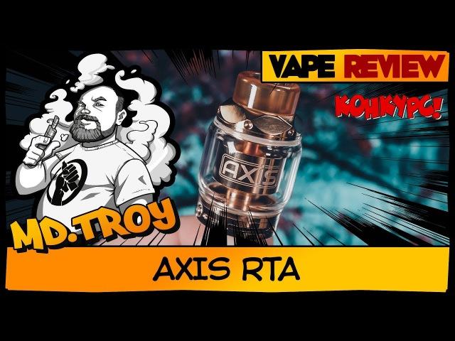 AXIS RTA by GEMZ from 2 типа установки койла