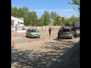 Квалификационный экзамен в ГИБДД гр.3-18