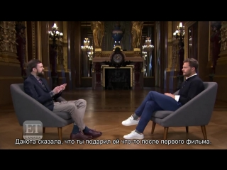"""Интервью Джейми Дорнана для """"ET Canada"""" (русские субтитры)"""
