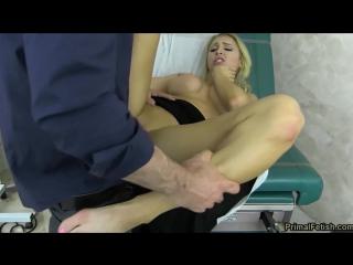 Blond haired curvy nurse alix lynx gets railed [alix lynx, big tits, sucking, fake tits, nurse, pussy fucking, shaved pussy]