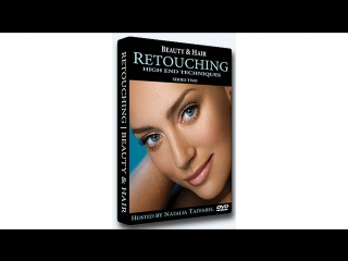 """Beauty & hair retouching high end techniques series two episode 2 of 10 """"how to fix local hue differences"""""""