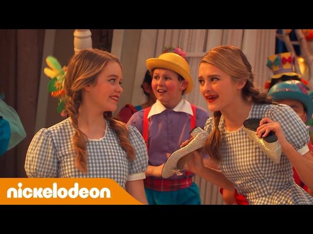 Никки Рикки Дикки и Дон Песня Дороти про башмачки Nickelodeon Россия