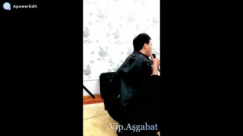 Söhbet Jumaýew ft Aly Alyyew Arabyn gyzy