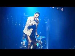 Queen+Adam Lambert - Under Pressure  The O2(Day 2) in London  2017-12-13